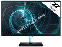 tv samsung t22d390 moniteur tun ris 22 39 39 56cm hdtv 1080p 2 x hdmi mhl contsh. Black Bedroom Furniture Sets. Home Design Ideas