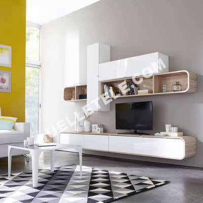 meubles tv 3 suisses interesting finest suisses collection ensemble mural tv urban suisses with. Black Bedroom Furniture Sets. Home Design Ideas