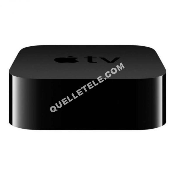 tv apple tv 5 32go 4k. Black Bedroom Furniture Sets. Home Design Ideas
