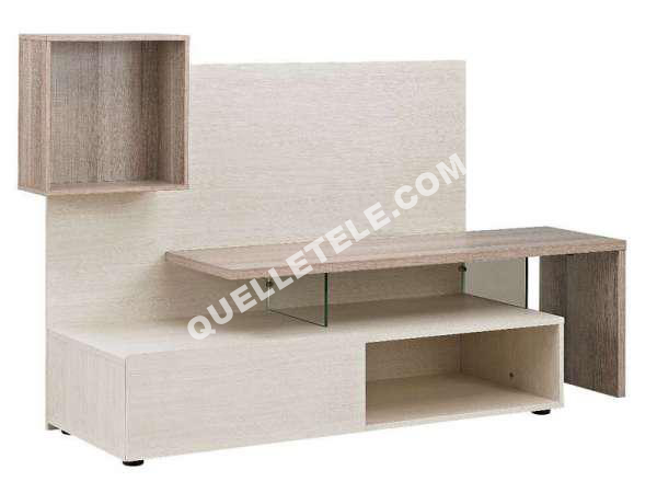 tv conforama meuble tv linea. Black Bedroom Furniture Sets. Home Design Ideas