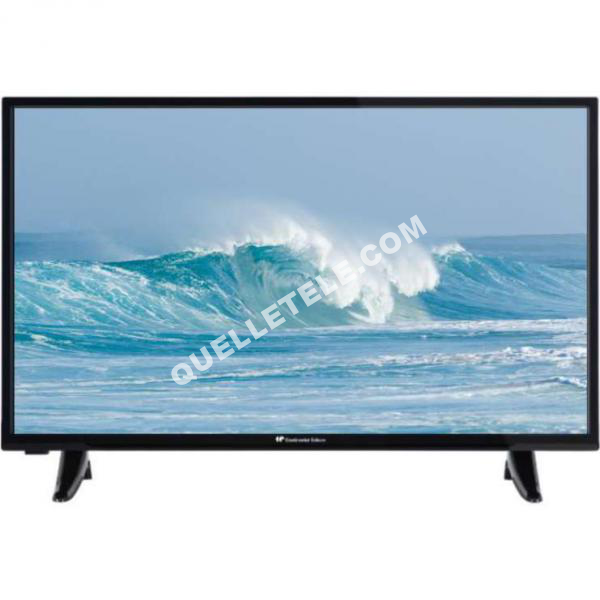 tv continental edison continental edison tv led hd 80cm. Black Bedroom Furniture Sets. Home Design Ideas