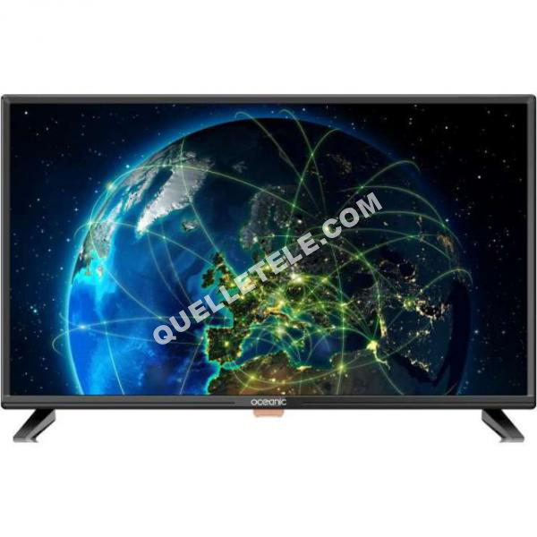 tv oceanic tv led hd 80cm 315 39 39. Black Bedroom Furniture Sets. Home Design Ideas