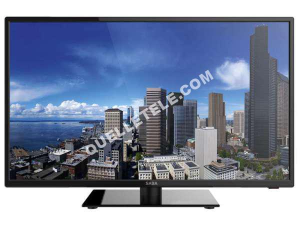 tv saba t l viseur led 80 cm t32d1700. Black Bedroom Furniture Sets. Home Design Ideas