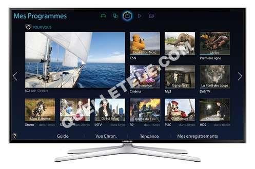 tv samsung ue48h6400 t l viseur led 3d tv hd. Black Bedroom Furniture Sets. Home Design Ideas