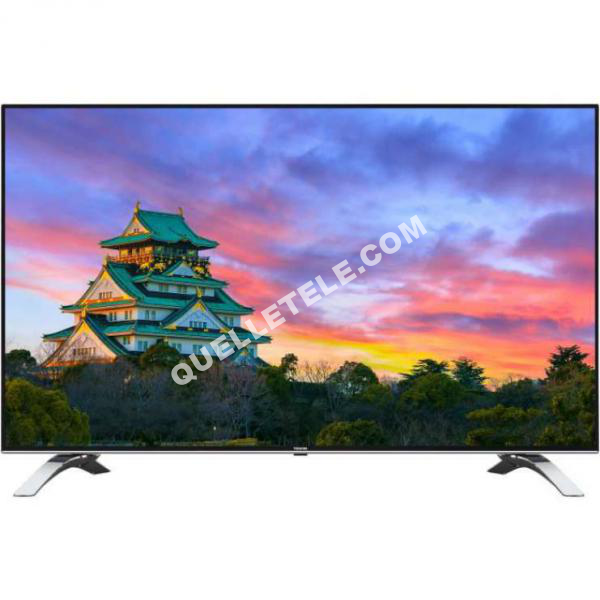 tv toshiba 65u6663dg tv led 4k uhd 165 cm 65 tv 4 x. Black Bedroom Furniture Sets. Home Design Ideas
