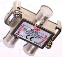transmetteur-réseau-tv Répartiteur 2D 5/2400MHZ6.5d