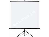 Ecrans de projection Ecran manuel sur trépied carré 125 x 125 SCREEN